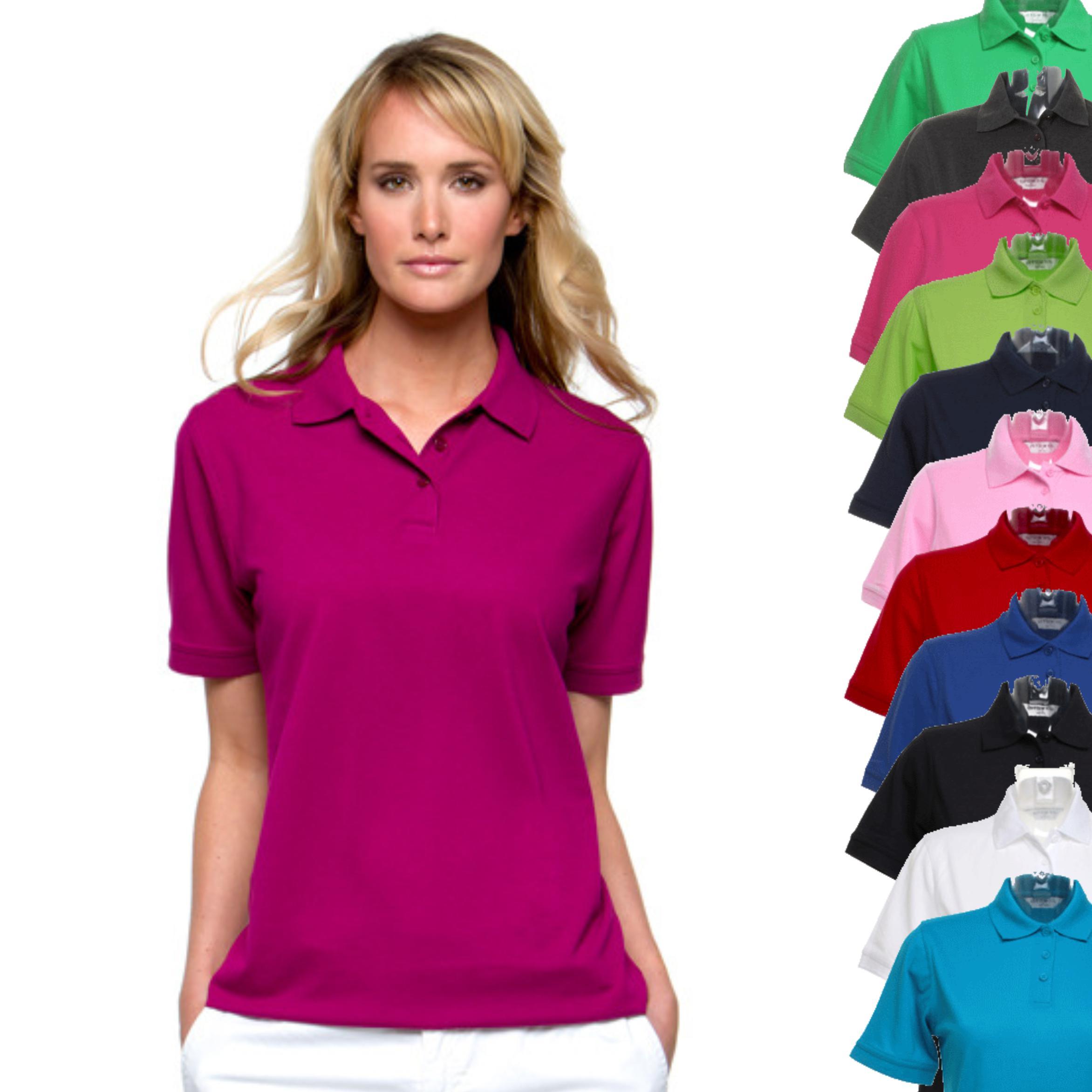 Kustom Kit Damen Polo-Shirt