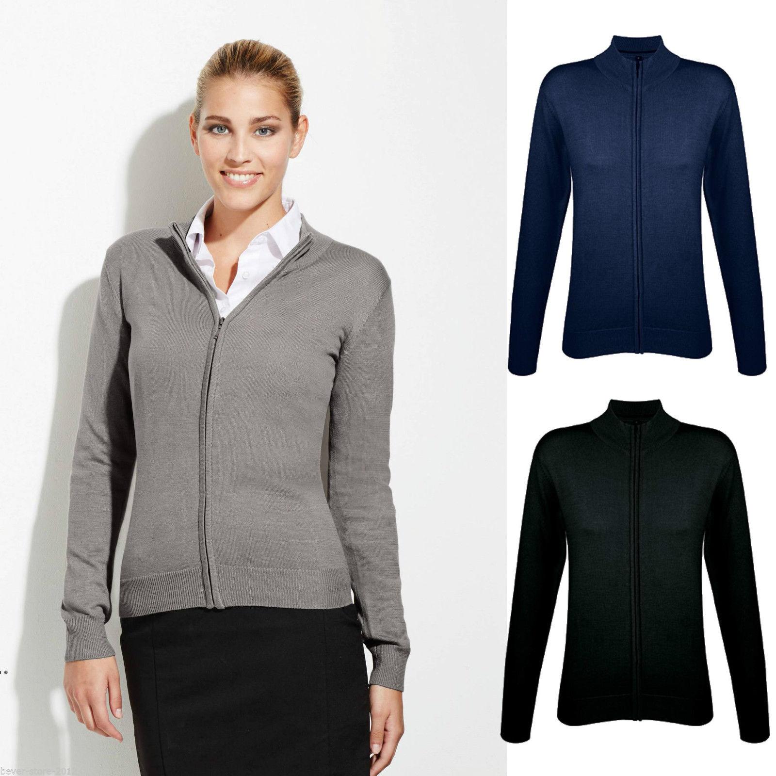 Laufschuhe größte Auswahl von 2019 100% Qualität Damen Cardigan Strickjacke mit Reißverschluss